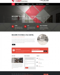 Stone & Tile Centre for Netwizard Design by Ellahworks